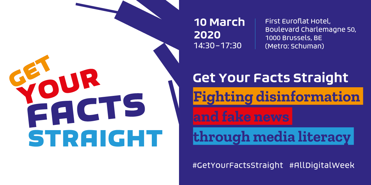 Get Your Facts Straight! Fighting Disinformation and Fake News Through Media Literacy